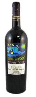 Starry Night Zinfandel Old Vine Nervo Station Vineyard...